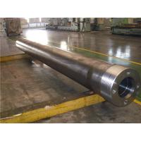 China Wear Resistant Centrifugal Casting Pipe / Forged Steel Pipe By Hydraulic Machine Hardness 240 - 280 HB on sale