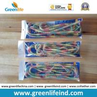 Best Full Color Long 10Metre Fly Fishing Anti-lost Coiled Lanyard Leashes in Polybag Packing wholesale