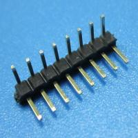 Cheap 2.0mm Pitch single row 90degree  type pin header, for sale