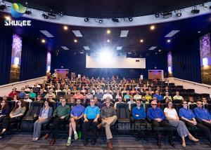 Best Entertainment  Fiber Glass 7D 9D Movie XD Theater wholesale