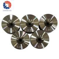 Best 0.04-0.3mm Polycrystalline diamond PCD wire drawing die for copper and stainless steel wire wholesale