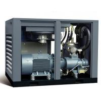 China Low Vibration Combined Screw Quiet Air Compressor PLC Control 1.3mpa 13 Bar 190psi on sale