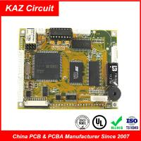 Best 4 layer FR4 1oz ENIG Industrial PCB / DIP Pc Board for Financial equipment control board wholesale
