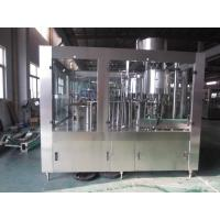 Best Mineral Water Filling Machine , 2000BPH - 4000BPH Soft Drink Filling Machine wholesale