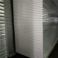 China waterproof polystyrene foam garage sandwich wall panel 1150-75-0.376mm on sale
