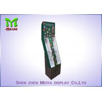 Best Foldable Corrugated Material Cardboard Hook Display Stands For Mobile Phone Accessories wholesale