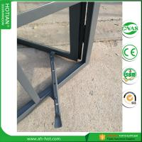 Best casement crank window handle steel casement windows with double tempered glass wholesale