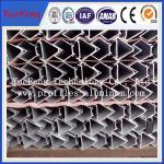 Best Top quality aluminum gutter profiles, profil aluminum extruded wholesale