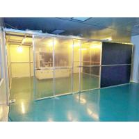 Buy cheap Class 100 Hard Wall Modular Clean Room for Laboratory from wholesalers