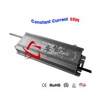 Best Constant Current 60W Waterproof Electronic Led Driver , EMC Standards IP67 Power Supply wholesale