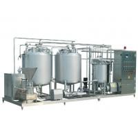 Cheap 50t / h Food Sterilization Equipment Milk Pasteurization Machine With Touch for sale