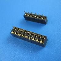 Cheap 2.0mm pitch  2x9 Pin Double Row Female Pin Header for sale