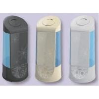 """Best BLACK / SILVER speed silent operation 12"""" Negative Ion mini ionic air purifier / 60W wholesale"""