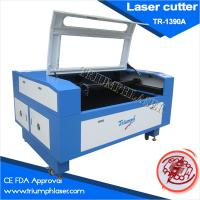 Best Triumphlaser CE FDA Manufacture 80W 100W 130W 150W CO2 Laser cutting machine for Wood Acrylic Non-metal wholesale