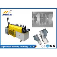 Best Full Automatic Stud And Track Roll Forming Machine , Steel Profile Roll Forming Machine wholesale