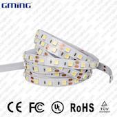 Copper Flexible 12V LED Light Strips Flexible , Outside Multi Color LED Strip