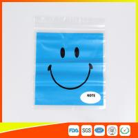 Best Reclosable custom printed plastic bags Transparent  for Grocery wholesale