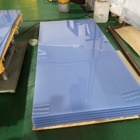 Best Clear PVC Rigid Sheet 1220x2400mm For Blister Package wholesale