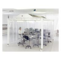 Best EBM Fan Lab Modular Softwall Cleanroom / Hospital Class 10000 Clean Room wholesale