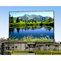Best P10 Full Color Outdoor SMD LED Display With 100000 Hours Life time wholesale