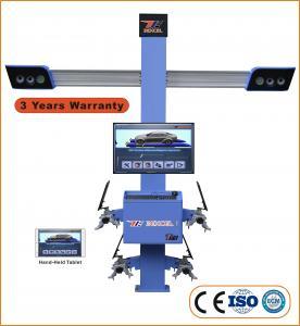 Best Integrated  Wheel Alignment Equipment , 4 Wheel Four Cameras 3d Wheel Aligner wholesale
