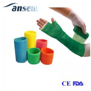 Best Ce & Fda Approved Orthopedic Fiberglass Flexible  Casting Tape wholesale