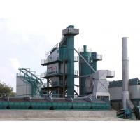 Parallel Control Technology Asphalt Batching Plant Equipment , 45 Seconds All Mix Asphalt Plant