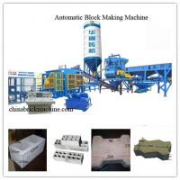Cheap concrete block machine for sale