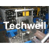 Best Downpipe Roll Forming Machine for Rainwater Downpipe, Rainspout, Water Pipe, Drainpipe wholesale