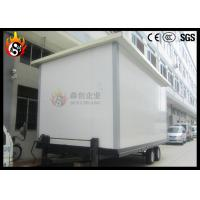 Best 5D Mobile Cinema Cabin and Hydraulic Motion Chair 5.1 Channel Audio wholesale