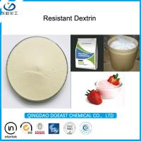 China Low Viscosity Resistant Dextrin Food Additive With Good Taste on sale
