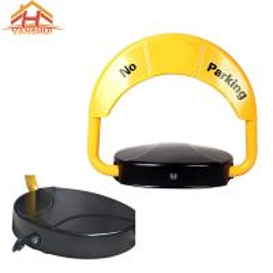 Best Automatic Parking Management System Car Park Lock Spcc Steel For Long Distance wholesale