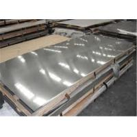 China Iron Base Alloy Stainless Steel Metal Sheet For Power Plant 0.28-8mm on sale