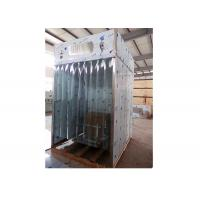 Best Class 100 Clean Room Dispensing Booth , Stainless Steel Downflow Booths wholesale