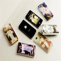 Best Sublimation Large Format UV Inkjet Printing For IPhone Cover Dust Proof wholesale