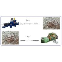 Best Note Book Stone Paper Making Machine With Printing Technology / Kneader wholesale