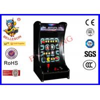 Best Mini Coin Op Arcade Machines Full View Angle  Screen Support DIY Sticker wholesale