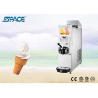 Best Single Flavor Soft Serve Freezer With Food Grade Stainless Steel Beater wholesale
