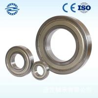 Best Silver Color Single Row Deep Groove Ball Bearing 6015-2Z 70MM*115MM*20MM wholesale