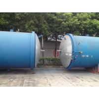 Best Food Rubber AAC Autoclave Pressure Vessel For Chemical , High Pressure wholesale