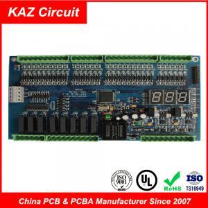 "Best ENIG 1-2U""  Smt  Industrial PCB FR4 for Escalator display board wholesale"