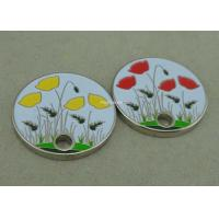 Best Promotional Iron Stamped Trolley Coin Lock Customized Token Zinc Alloy wholesale