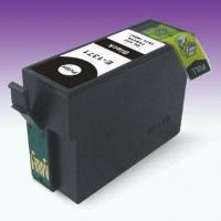 China Ink Cartridge with Chip, Suitable for Epson Printer, with 32mL Volume on sale