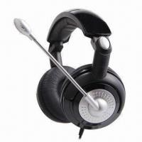 Buy cheap Patent Design, New Headphones with Microphone, OEM and ODM Orders Welcomed from wholesalers