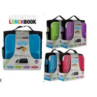 Best FBT121602 for wholesales ultrathin lunch box with 3 divided box cooler box optional wholesale