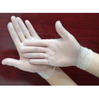 Best Smooth Disposable Exam Gloves , Latex Powder Free Glove For Health Care / Beauty wholesale