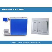 Quality Professional Laser Marking Machine With 7000mm/S Max Scanning Speed , High Power wholesale
