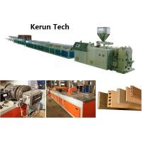 Best Good Performance ABS Plastic Profile Production Line EASY TO USE wholesale