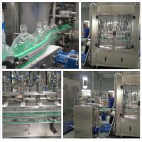Best High Accuracy Bottle Filling Line  Automatic Negative Pressure Filling Machine wholesale