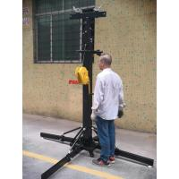 Best Heavy Duty 250 KG Lifting Tower / Crank Stand For Event Lighting Truss wholesale